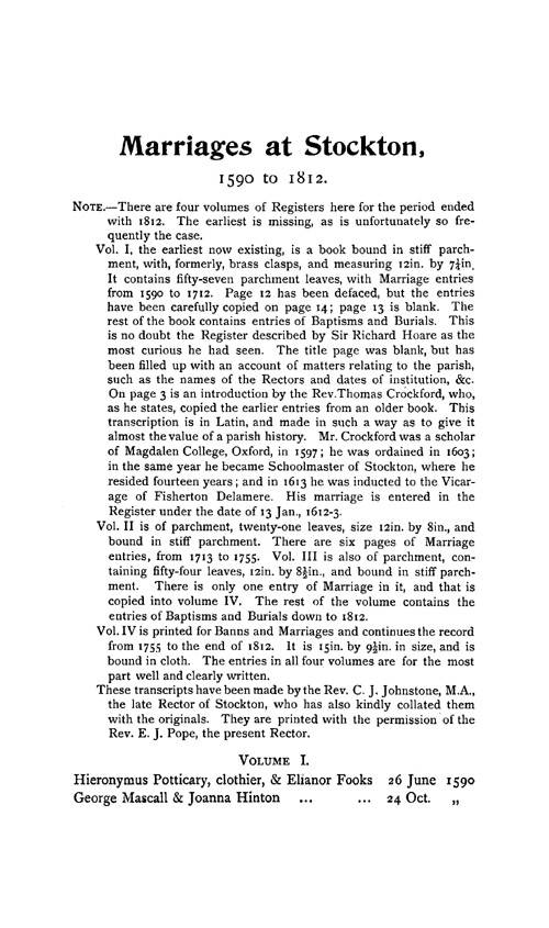 Wiltshire Parish Registers - Marriages volume 3 page 89 - click to open larger version in a new window