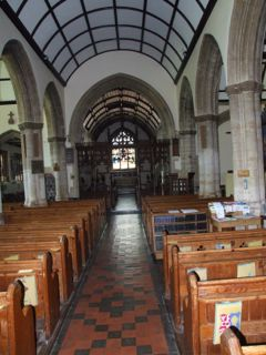 Nave of St. Mary, Stalbridge
