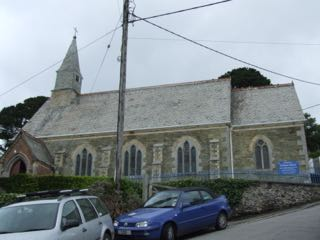 St. Mawes church