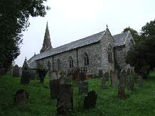 Church of All Saints or St. Ewe