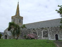 Church of St. Keverne