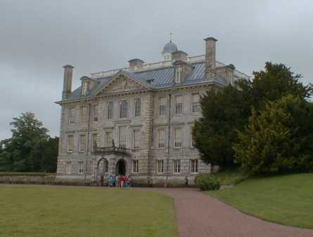 Kingston Lacy - North Front