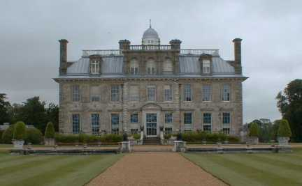 Kingston Lacy from the South