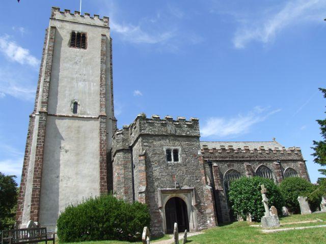 Berry Pomeroy Devon Genealogy Heraldry And History