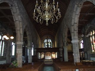 Nave of St. Andrew, Ashburton