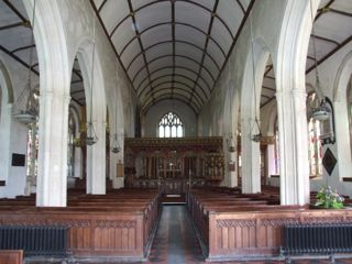 Nave of St. Andrew, Harberton