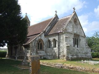 West Orchard church