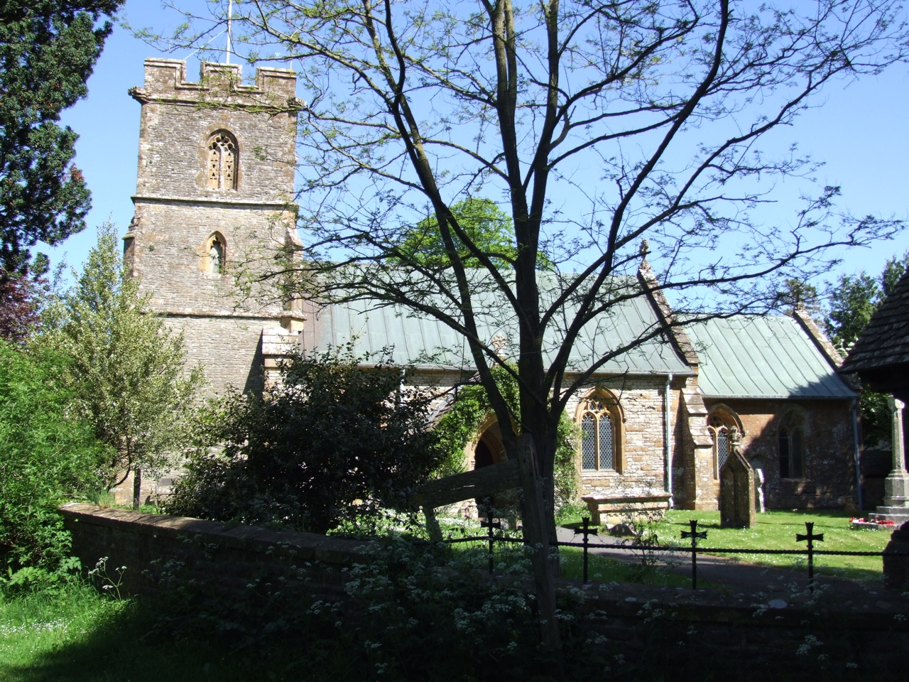 St. Mary Magdalen, Thornford