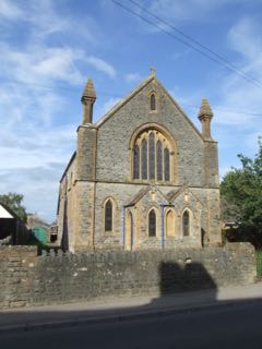 Stalbridge Methodist chapel