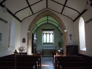 Nave of St. Mary, West Stour