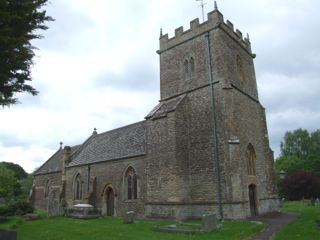St. Mary, Glanvilles Wootton