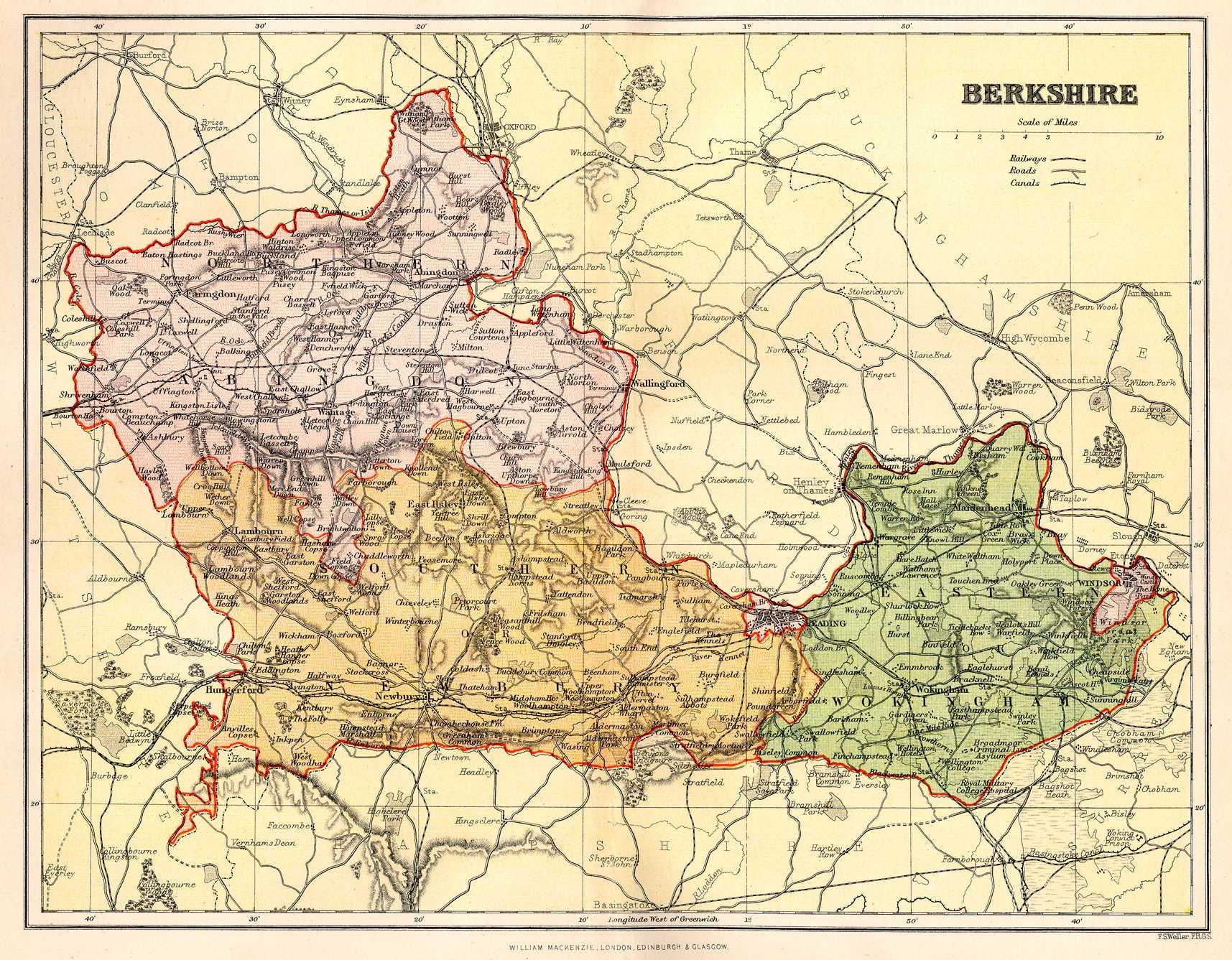 Berkshire Genealogy Heraldry And Family History