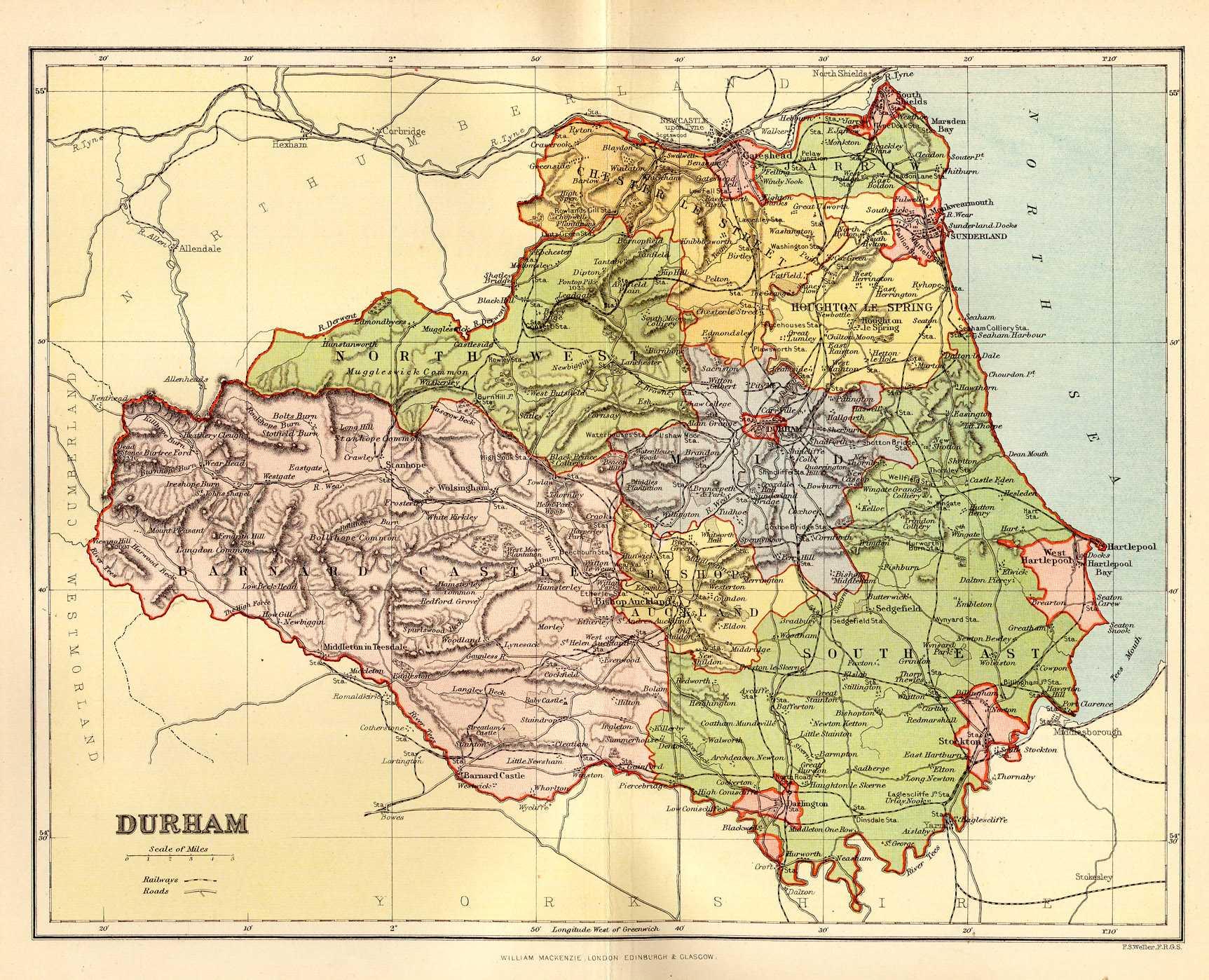 Durham County Property Maps
