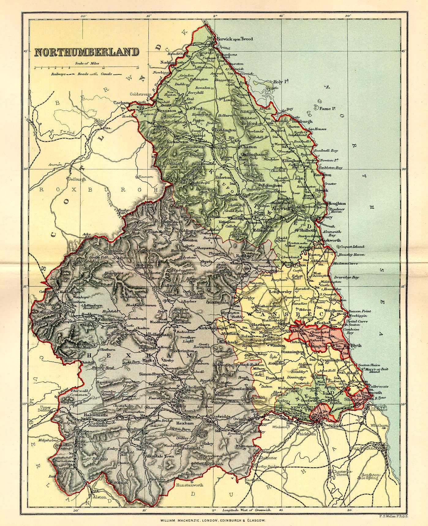 Map Of Northumberland Forces Online Lindisfarne - Wikipedia