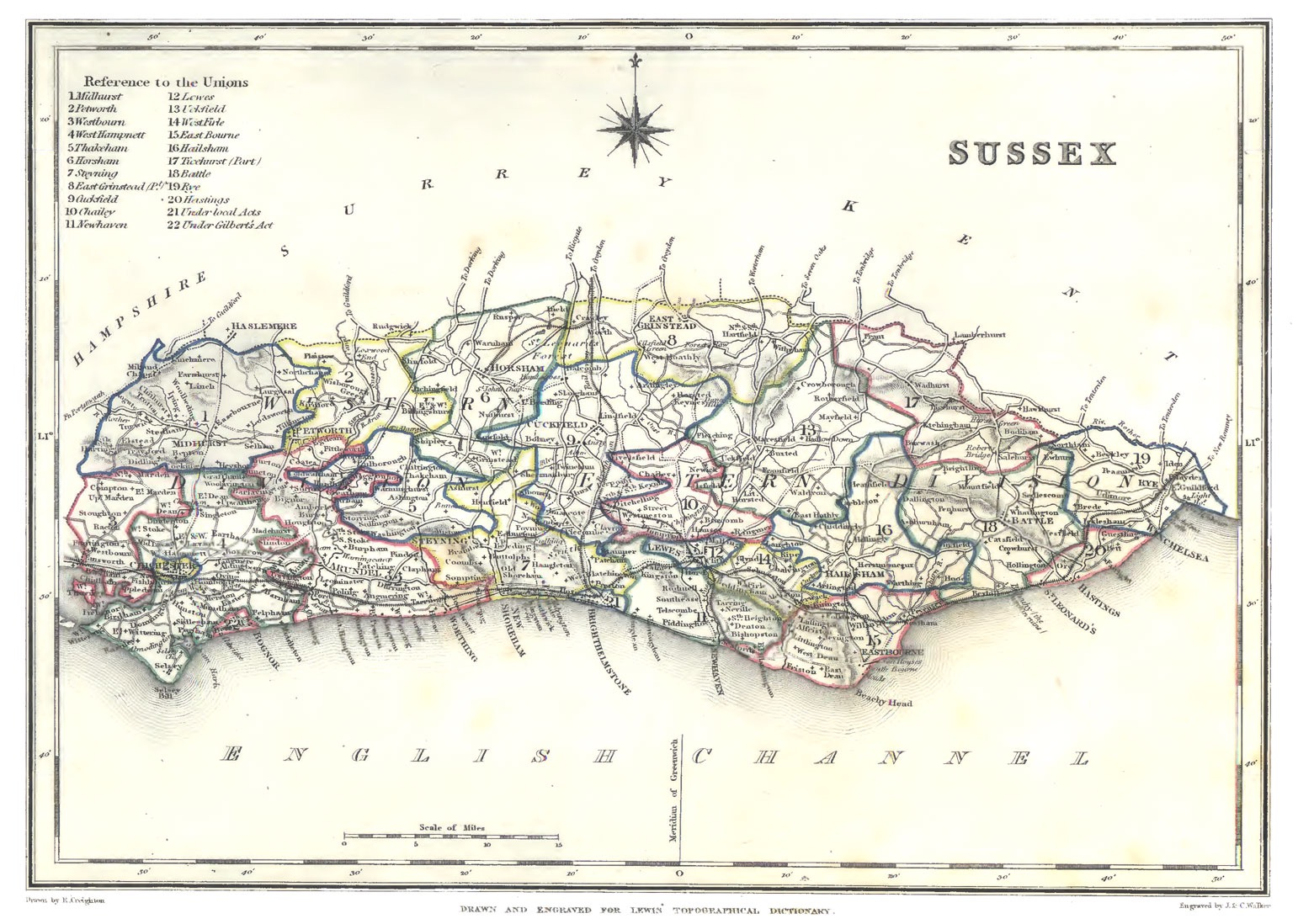Sussex Genealogy Heraldry And Family History