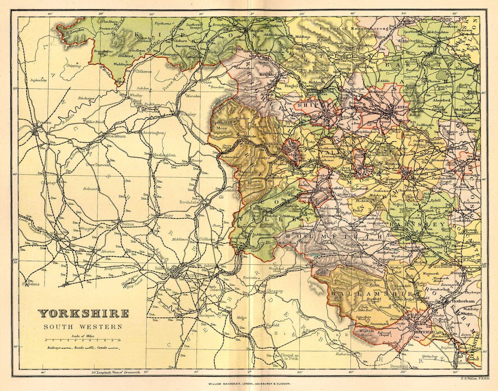 Yorkshire Genealogy Heraldry And Family History