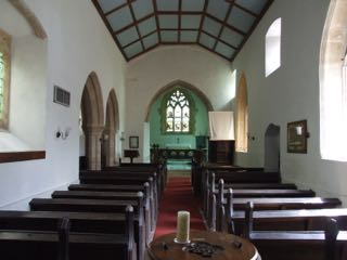 Nave of St. Congar, Badgworth