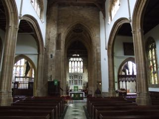 Nave of St. Mary, Ilminster