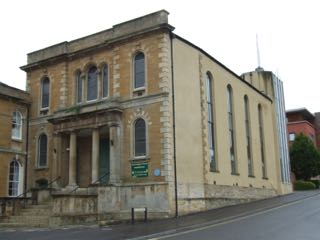 South Street Baptist chapel, Yeovil