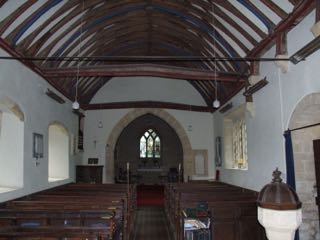 Nave of St. Stephen, Charlton Musgrove