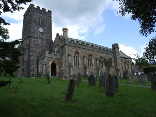 All Saints', Dulverton