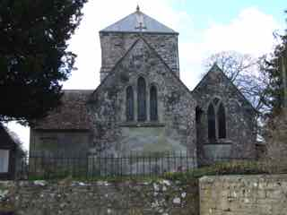 All Saints, Fonthill Bishop