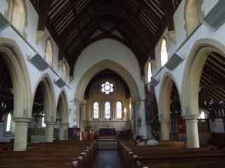 Nave of St. John the Baptist, Hindon